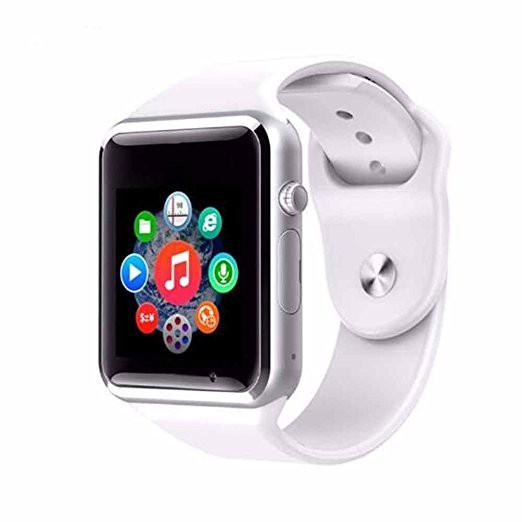 Đồng hồ thông minh lắp sim nghe gọi Smartwatch A1 (Trắng) - 2720923 , 276011923 , 322_276011923 , 375000 , Dong-ho-thong-minh-lap-sim-nghe-goi-Smartwatch-A1-Trang-322_276011923 , shopee.vn , Đồng hồ thông minh lắp sim nghe gọi Smartwatch A1 (Trắng)