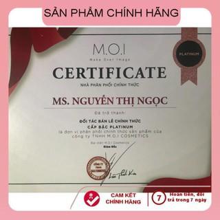 Son Thỏi Lì - Son Hồ Ngọc Hà Love M.O.I phiên bản 2020