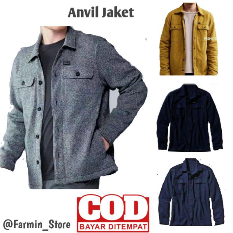 Anvil JACKET // ANVIL PREMIUM JACKET // TUTON JACKET