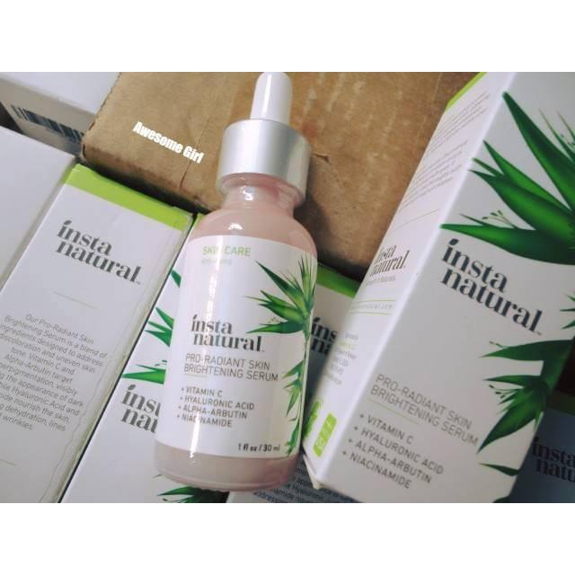 [NEW]Skin brightening serum Instanatural - 2475946 , 22931138 , 322_22931138 , 330000 , NEWSkin-brightening-serum-Instanatural-322_22931138 , shopee.vn , [NEW]Skin brightening serum Instanatural