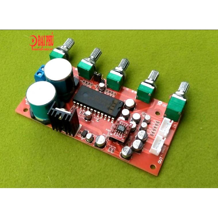 Mạch chỉnh âm sắc LM4610 có hiệu ứng 3D nguồn đơn DC12-24V - 3344707 , 1012158502 , 322_1012158502 , 390000 , Mach-chinh-am-sac-LM4610-co-hieu-ung-3D-nguon-don-DC12-24V-322_1012158502 , shopee.vn , Mạch chỉnh âm sắc LM4610 có hiệu ứng 3D nguồn đơn DC12-24V