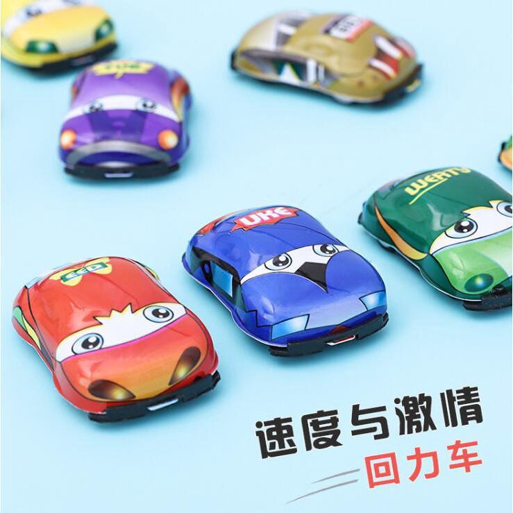 Car Story Educational Toy Car
