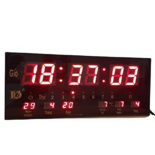 Đồng hồ led vạn niên L3615 KT 37×17×5cm0