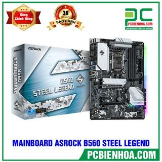 Mainboard ASROCK B560 Steel Legend thumbnail