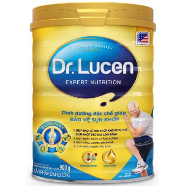 Sữa Dr. Lucen BoneMax giúp bảo vệ sụn khớp loại 900g