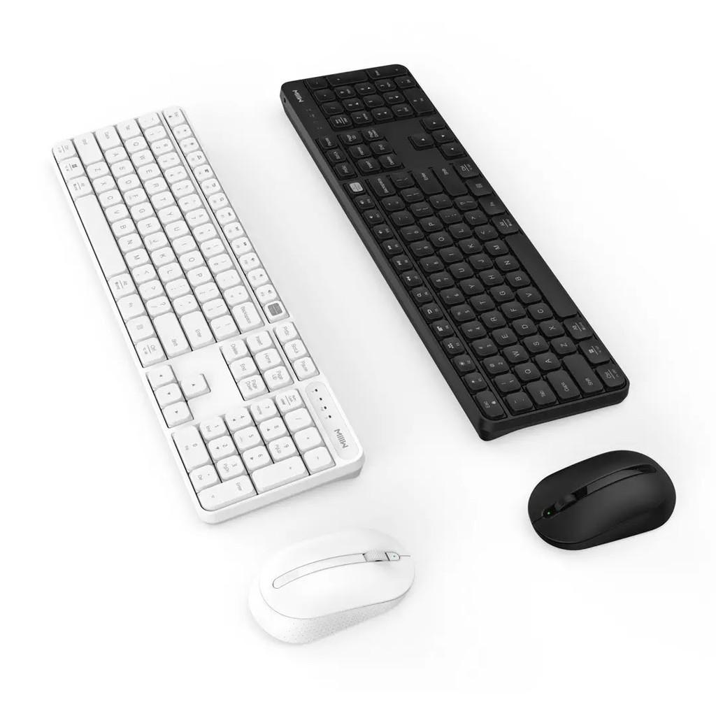 [xiaomidanang] Chuột và Bàn Phím Không Dây Xiaomi MIIIW MWWK01 Giá chỉ 449.000₫
