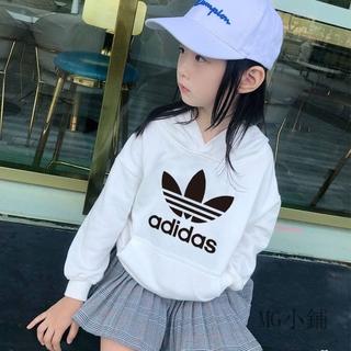Áo Hoodie Dài Tay Thời Trang Mùa Thu Hàn Quốc Dành Cho Bé Gái