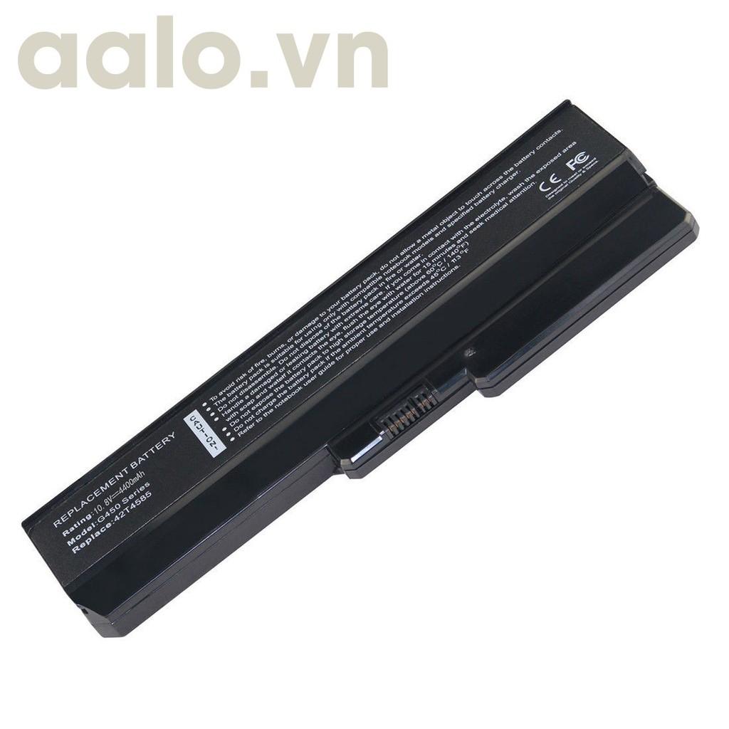 Pin Laptop Lenovo G430 G450 G530 G550 LO8N6Y02 42T4729 42T4730 G430A G450M S2W6 - Battery Lenovo