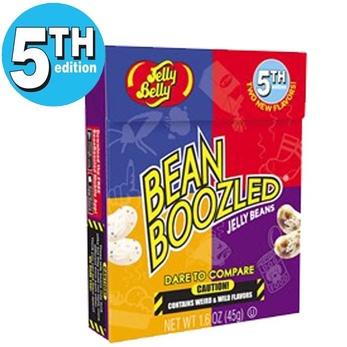 [MÙA 5] Kẹo Thối Bean Boozled Hộp Nhỏ 45g