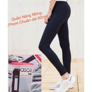 💋 Quần nâng mông cho người chân dài (92cm) 💕