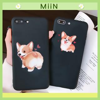 Ốp lưng iphone - Ốp iphone Corgi đáng yêu 5 5s 6 6plus 6s 6splus 7 7plus 8 8plus x xr xs 11 12 pro max plus promax thumbnail