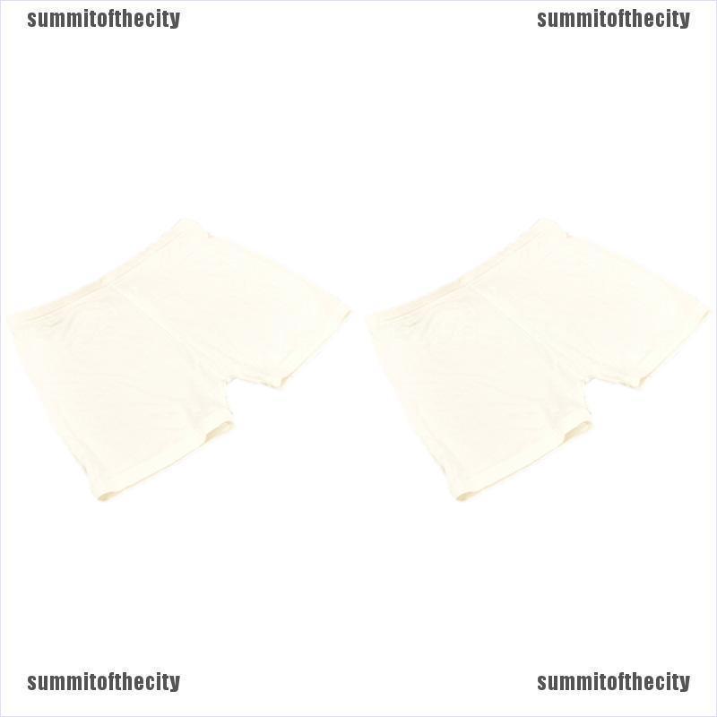 [YSUM] Women Skinny Safety Shorts Breathable Underwear High Waist Lace Safety Shorts RUY