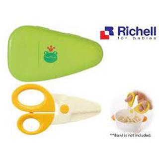 Richell Kéo Cắt Thực Phẩm Cho Bé R98542