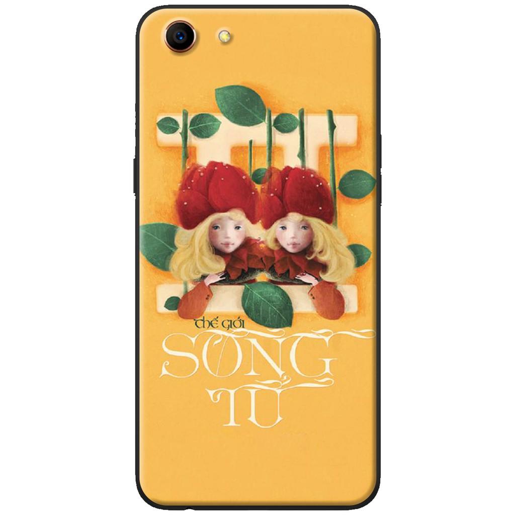 Ốp lưng Oppo A83, F3, F3 Lite, F1s, Neo 9s Song tử