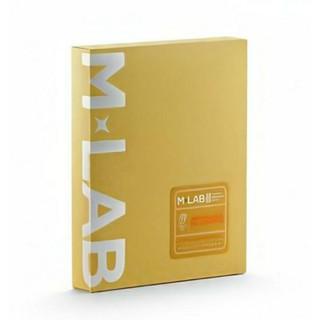 Mặt nạ sợi tre Mlab Màu Vàng dạ mụn- Sơn Tùng MTP-Chính hãng LanyBeau