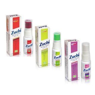 Zuchi- Khử mùi hôi dạng xịt-20ml thumbnail