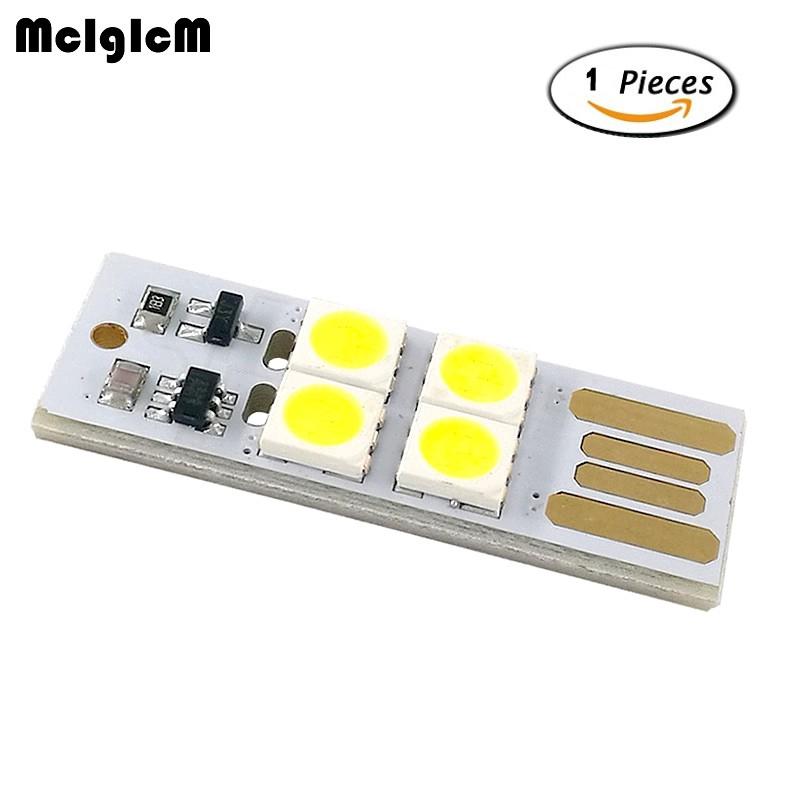 Đèn LED USB mini 5V dùng cho máy tính