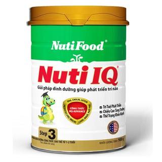 Sữa bột Nuti IQ Step 3 Lon 900g _Subaby