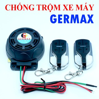 Chống Trộm Xe Máy Germax GM-32i, Tự Lắp Đặt Dễ Dàng - Chống Trộm Hiệu Quả