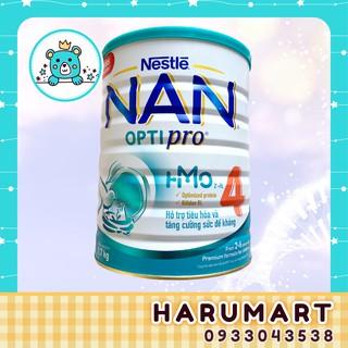 [MỚI] Sữa bột NESTLE NAN OPTIPRO 4 - Hộp 1.7kg (1700g) hsd ít nhất 10 tháng thumbnail