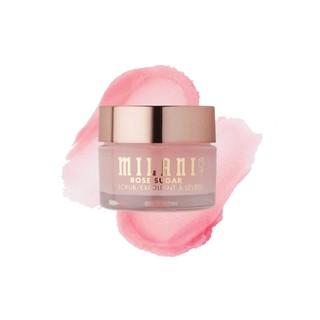 Milani - Tẩy Tế Bào Chết Môi Milani Rose Sugar Lip Scrub 12g thumbnail