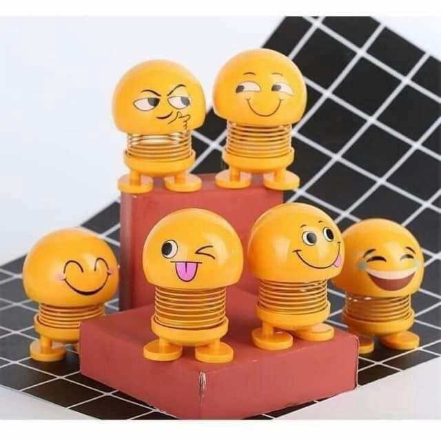 Bộ 6 thú nhún Emoji