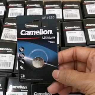 [BÁN CHẠY] Pin nút áo CR1616, CR1620, CR1632, CR1220, CR2430, CR2450 Camelion (3V)