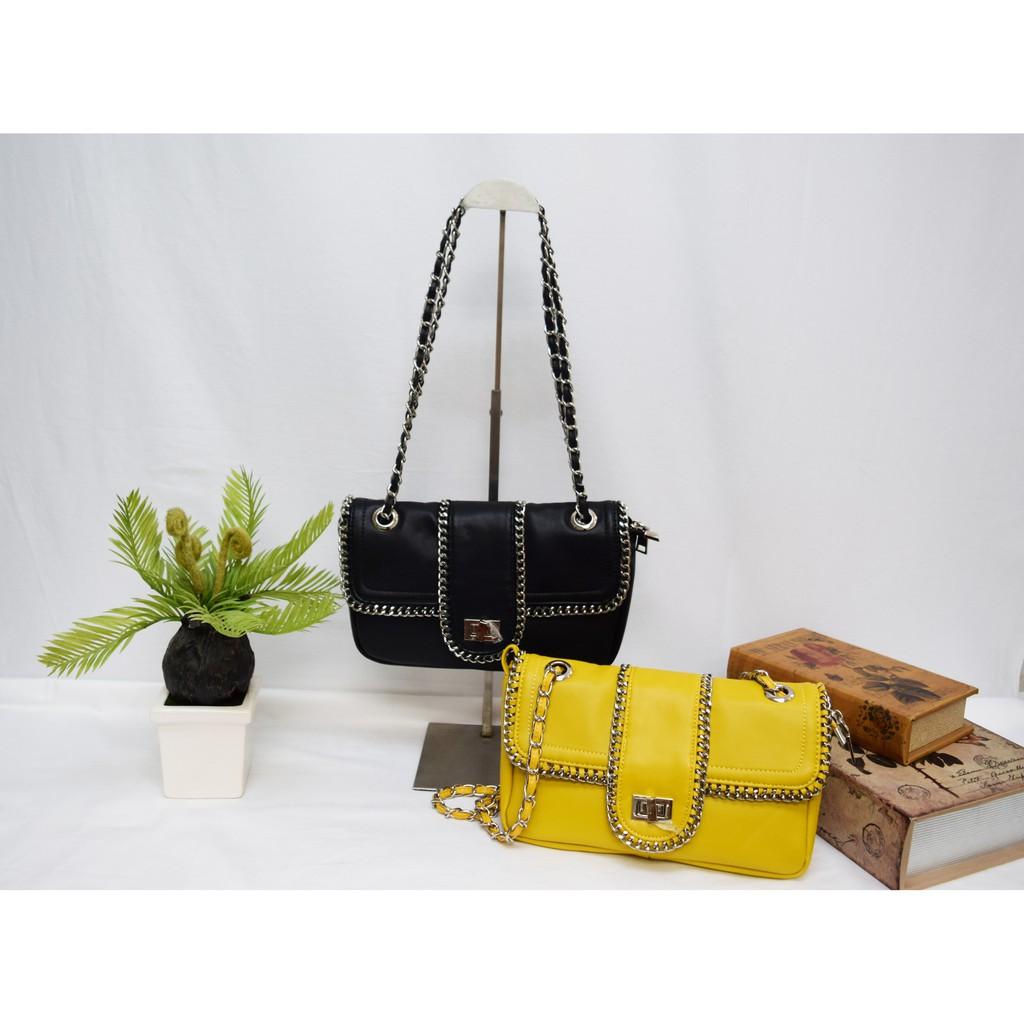 กระเป๋าผู้หญิง  แบรนด์ FQ&L   FAPBF-008
