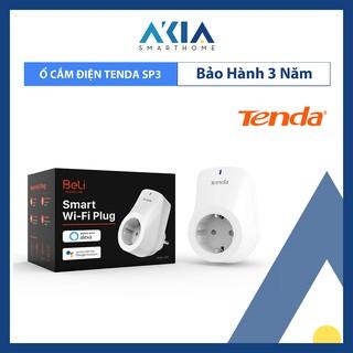 Ổ Cắm Điện Wifi Thông Minh Tenda Beli SP3 Điều Khiển Từ Xa, Hẹn Giờ Tắt Mở – Chính Hãng BH 3 Năm