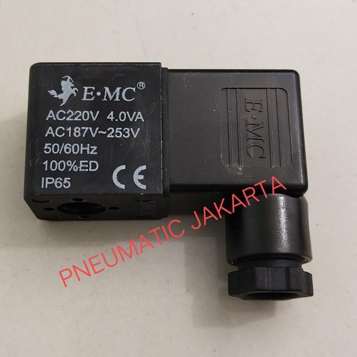 Cuộn Dây VC2-DT-E2 AC220V Cho Van Điện Từ