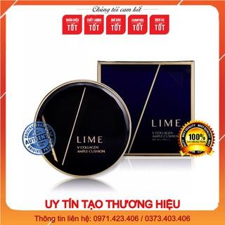[Chính Hãng] Phấn nước V LIME Collagen Ample Cushion dành cho da khô (vỏ xanh) thumbnail