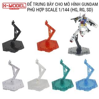 Đế trưng bày đồ chơi mô hình Gundam X MODEL XM112 Action Base cho Mô Hình Gundam BANDAI 1 144 (HG, RG,SD) thumbnail