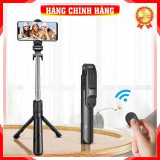 [Sản phẩm Loại 1] Gậy Chụp Ảnh Tự Sướng 3in1 có Bluetooth ,3 Chân Đa Năng, Chụp Hình, Giá đỡ điện thoại livestream – C