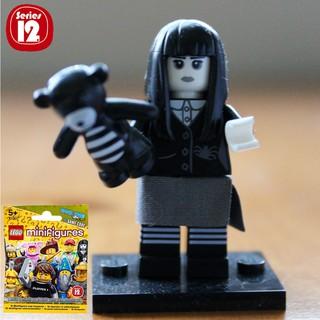 [Chính Hãng, New] Nhân Vật LEGO Minifigures Cô Bé Spooky Girl 71007 Series 12
