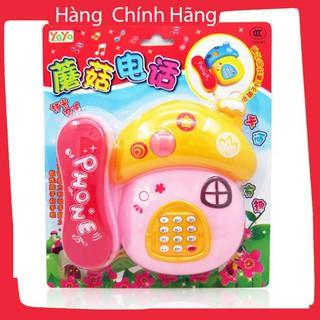 [Giảm giá] FREESHIP 99K TOÀN QUỐC_Bộ đồ chơi trẻ em – điện thoại phát_Hàng chất lượng cao