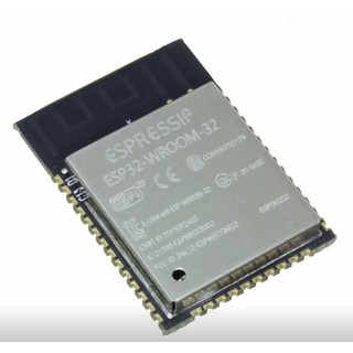 Mạch thu phát WIFI BLE ESP32-WROOM-32 ESP32 SoC Chính hãng