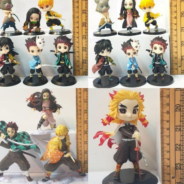 ✻➪ Mô hình đồ chơi nhân vật anime Demon Slayer Kimetsu No Yaiba Hashira