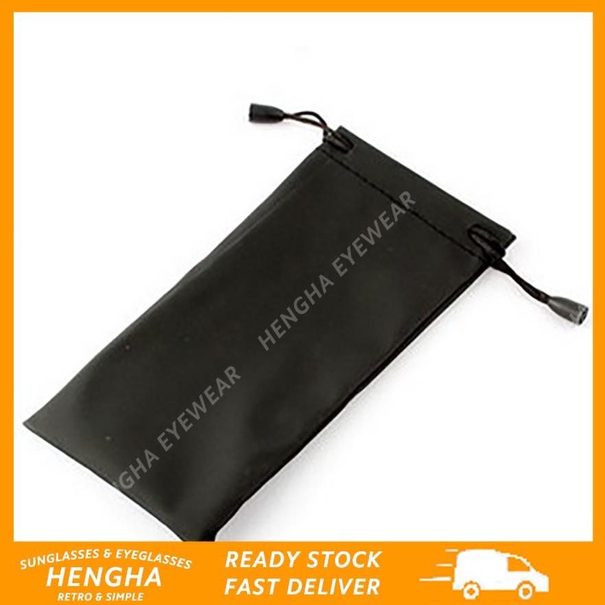 Túi đựng kính mát màu đen tiện dụng