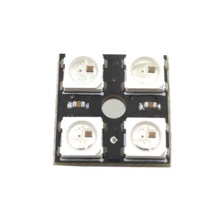 Bảng điều khiển đèn LED WS2812B-4 5V 5050 RGB 4 bit cao cấp