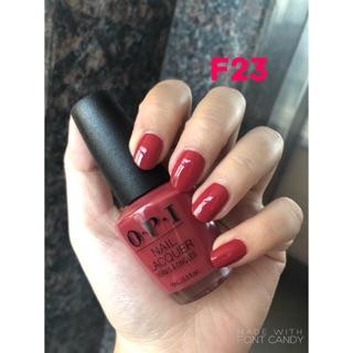 SALE 50% - sơn móng tay OPI (NLF23) thumbnail