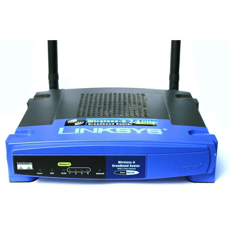 Modem Wifi Linksys WRT54G
