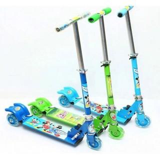 Xe trượt 3 bánh Scooter có chuông có đèn bánh xe - 3611743 , 1053727202 , 322_1053727202 , 250000 , Xe-truot-3-banh-Scooter-co-chuong-co-den-banh-xe-322_1053727202 , shopee.vn , Xe trượt 3 bánh Scooter có chuông có đèn bánh xe