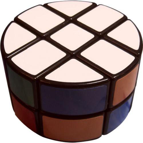 LanLan 2x3x3 Column Speed Cube Black