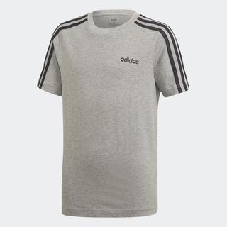 Áo phông Essentials 3 Sọc Bé trai Màu xám DV1803