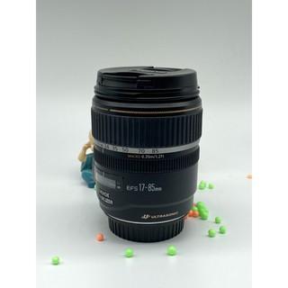 Ống Kính Canon 17-85 f3.5-5.6mm đẹp
