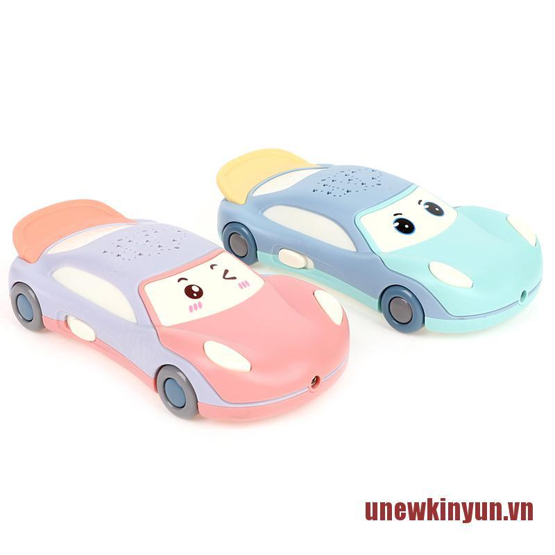 UKY Baby Mobile Phone for Toddlers Learning Educational Musical Toys for Kids