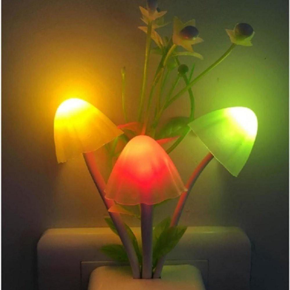Đèn ngủ cảm ứng thông minh, tiết kiệm điện hình nấm Avatar cực