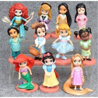 Mô hình Búp Bê Công chúa Disney – 11SP