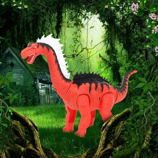 Toys Electric dinosaur walking puzzle electric with light with sound laying eggs