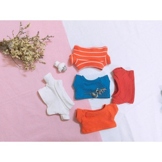 [ OUTFIT FOR DOLL ] – THUN & CỔ LỌ